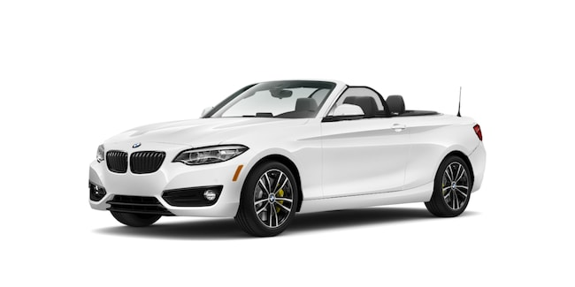 New 2020 BMW 230i xDrive Convertible in Sioux Falls