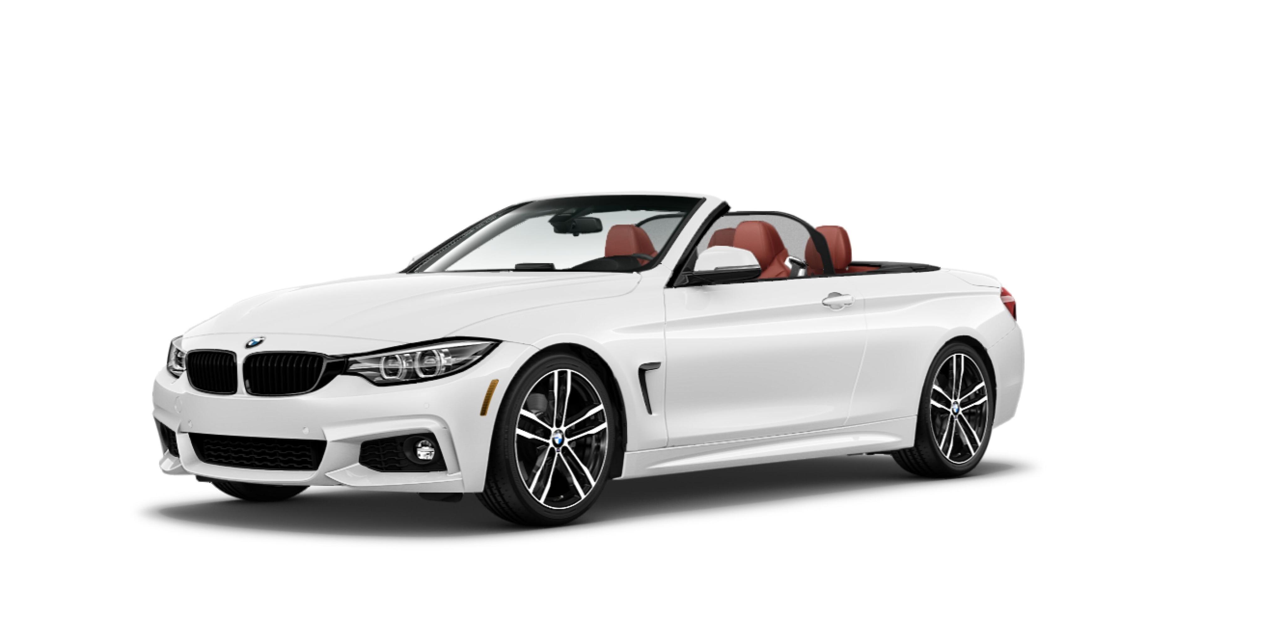 2020 BMW 430i Convertible