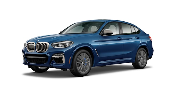 New 2020 BMW X4 M40i Sports Activity Coupe For Sale/Lease Lubbock, TX