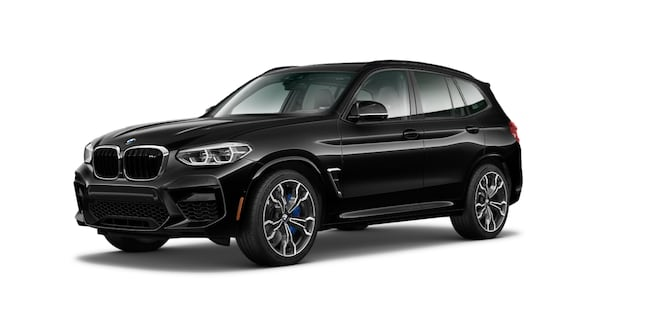 New 2020 BMW X3 M SUV for sale near Easton, PA
