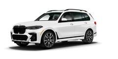 New 2021 BMW X7 xDrive40i SUV near LA