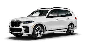 2020 BMW X7 M50i SAV