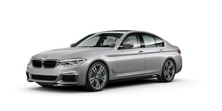 New 2020 BMW M550i Sedan Seattle, WA