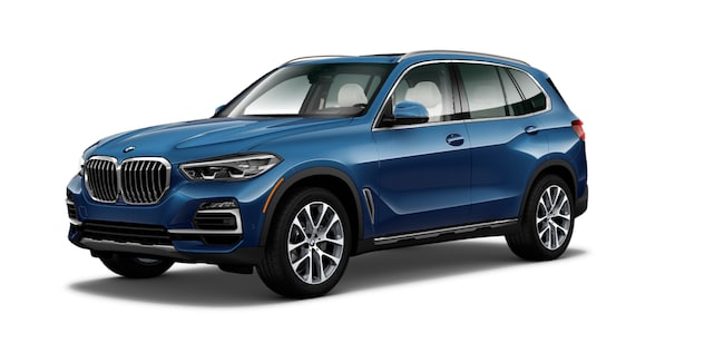 New 2021 BMW X5 xDrive40i SAV for sale in Irondale, AL