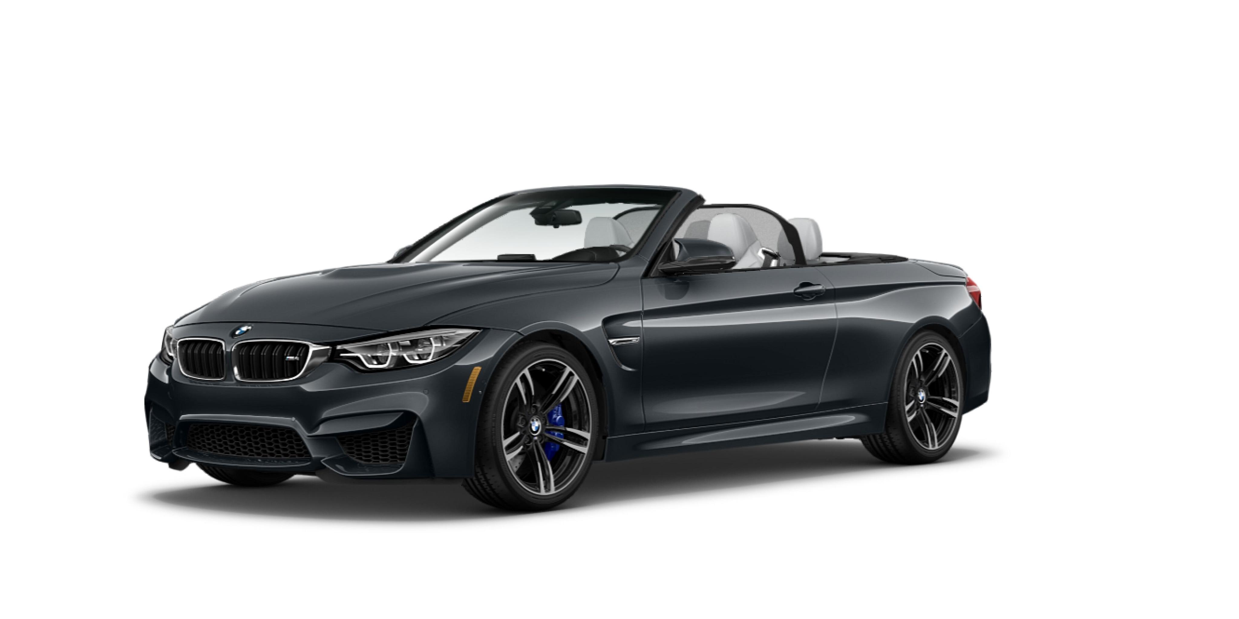2020 BMW M4 2DR CONV Convertible