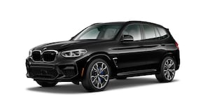 New 2020 BMW X3 M Competition SAV for sale near los angeles