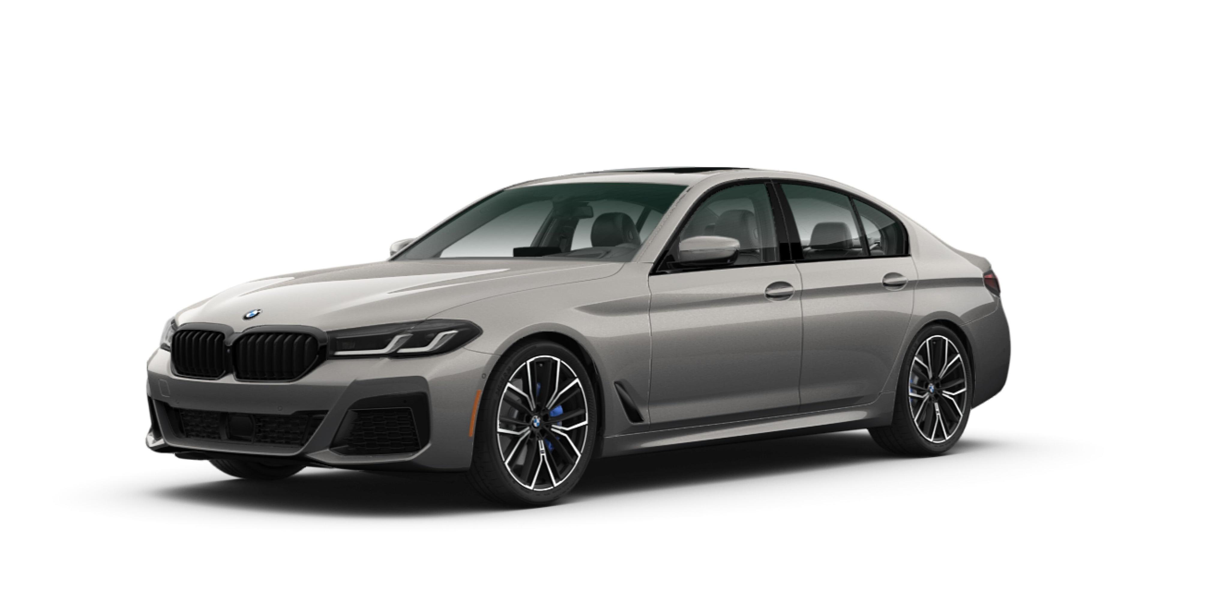 New 2021 BMW 540i For Sale in Atlanta GA | Stock: MWW89697