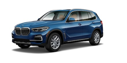 Featured New 2021 BMW X5 xDrive45e SUV for sale in Glenmont, NY