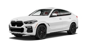New 2021 BMW X6 M50i SUV for sale in Torrance, CA at South Bay BMW