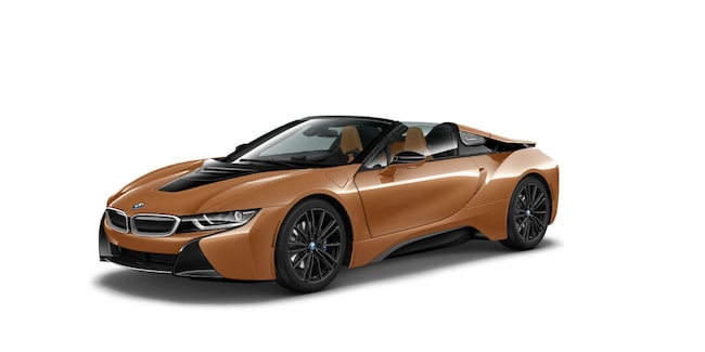 New 2019 BMW i8 Convertible For Sale Los Angeles California
