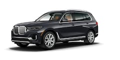 New 2019 BMW X7 xDrive40i SUV for sale in Brentwood, TN