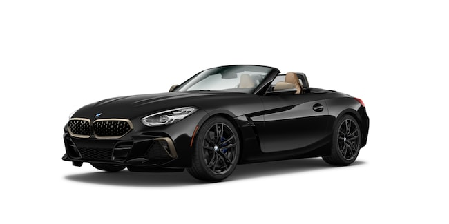 New 2020 BMW Z4 M40i Convertible Chico