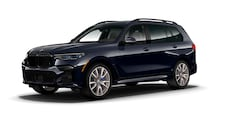 New 2020 BMW X7 M50i SAV for sale in Latham, NY at Keeler BMW