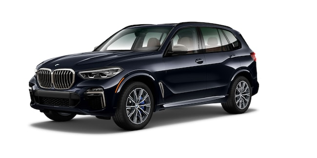 New 2020 BMW X5 M50i SAV in Erie, PA
