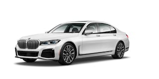 Used 2020 BMW 750i xDrive Sedan in Houston