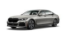 New 2021 BMW 750i xDrive Sedan for sale in Latham, NY at Keeler BMW