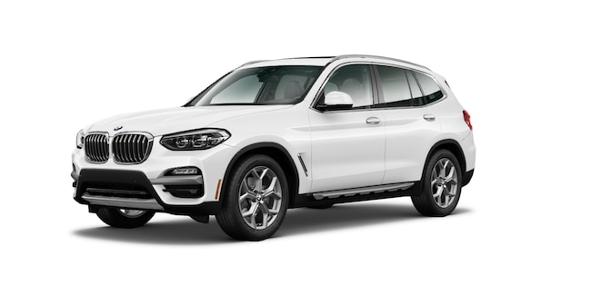 New 2021 BMW X3 sDrive30i SAV for sale in Irondale, AL