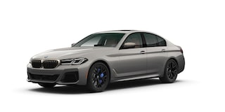 New 2021 BMW M550i Sedan Seattle, WA