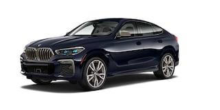 New 2021 BMW X6 M50i SUV for sale in Norwalk, CA at McKenna BMW