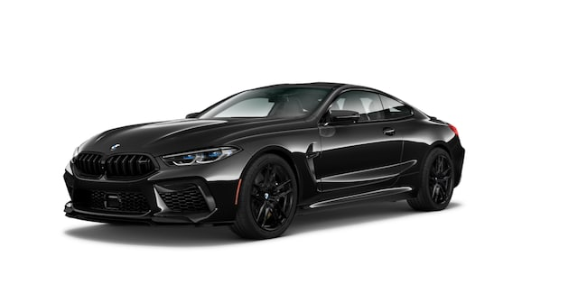 new 2020 BMW M8 Coupe in Shelby MI