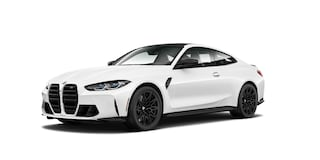 New 2021 BMW M4 Coupe Seattle, WA