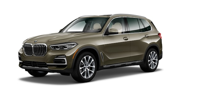 New 2021 BMW X5 sDrive40i SAV for sale in Irondale, AL