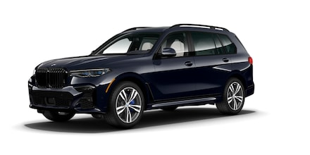2020 BMW X7 M50i SUV