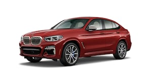New 2020 BMW X4 M40i SUV 5UX2V5C01LLE69203 20096 for sale near Philadelphia