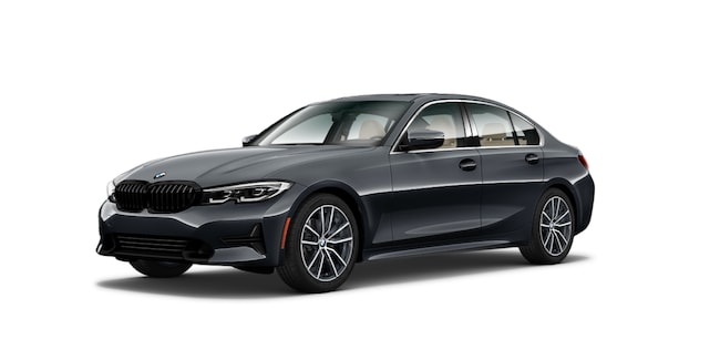 New 2020 BMW 330i Sedan Chico