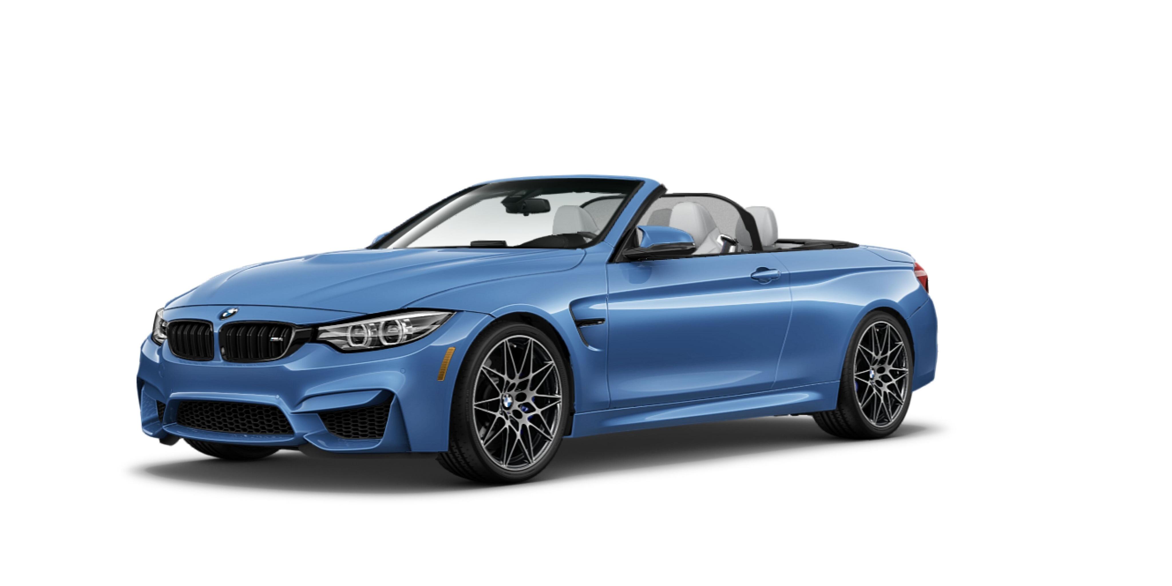 2020 BMW M4 Convertible Convertible