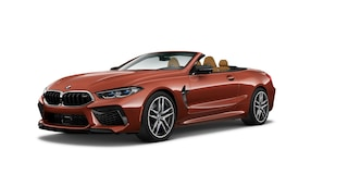 New 2020 BMW M8 Base Convertible WBSDZ0C02LCD15562 for sale in Kingsport, TN