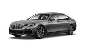 New 2021 BMW 740i Sedan for sale in Norwalk, CA at McKenna BMW