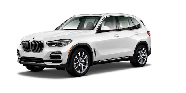 New 2019 BMW X5 xDrive50i SAV Knoxville