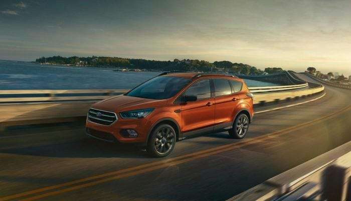 The 2019 Ford Escape can perform on any terrain