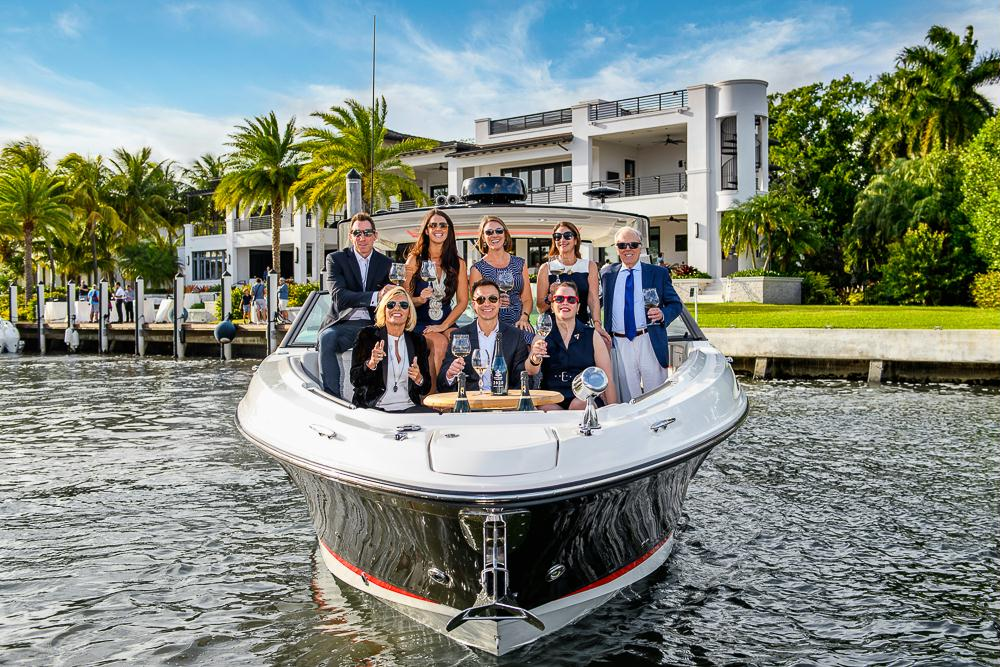 Sea Ray Captains of Industry Launch - March 2020