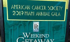 American Cancer Society Annual Gala - April 2019
