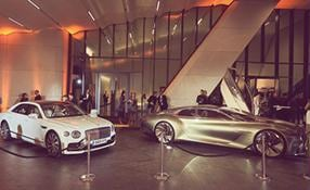 Bentley's Flying Spur Makes Debut at 1000 Museum at Art Basel Miami Event - December 2019