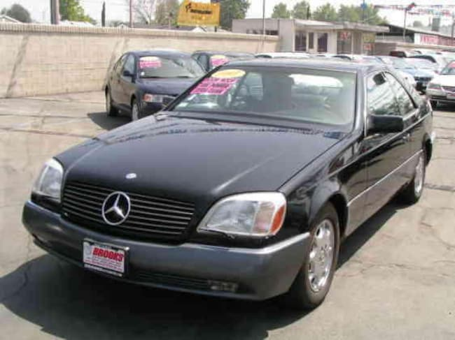Used 1995 mercedes benz s class for sale ontario ca for Mercedes benz ontario ca