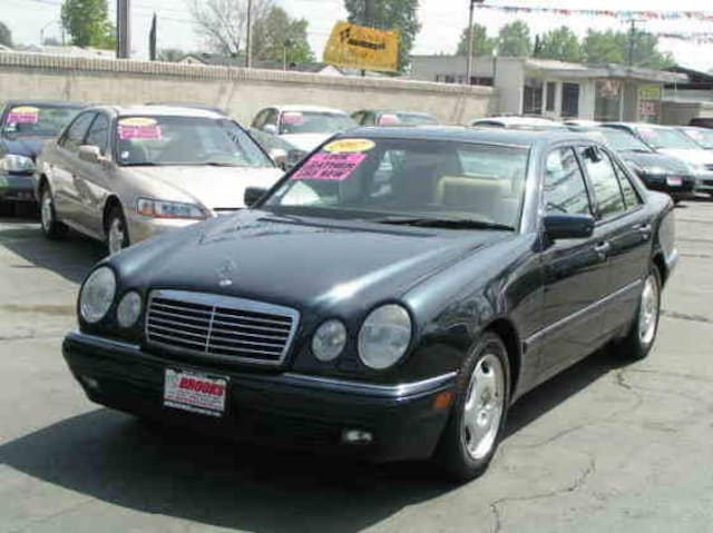 Brooks Auto Sales >> 2006 Mercedes Benz E Class E350 Sedan