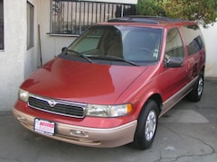 1997 Mercury Villager LS Van Regular