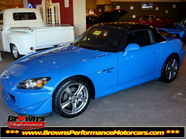 New 2008 Honda S2000 CR Edition Hardtop SOLD TO NEW JERSEY! | Glen