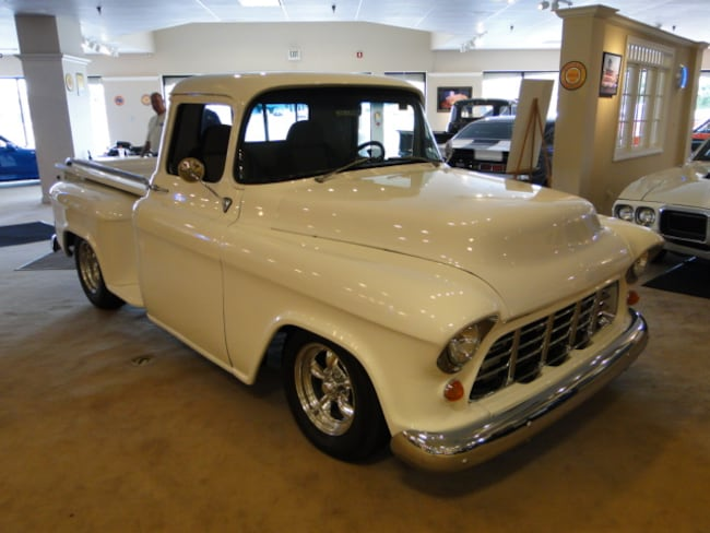 1955 Chevrolet 3 Window SOLD TO TASMANIA, AUSTRALIA!!! Pickup Truck Glen Burnie MD