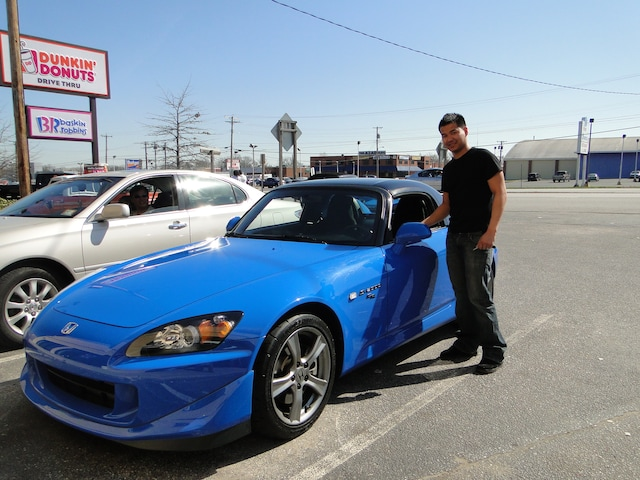 Used 2008 Honda S2000 Cr Edition Hardtop Sold To New Jersey For