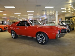 1968 AMC AMX Sold to MD Coupe