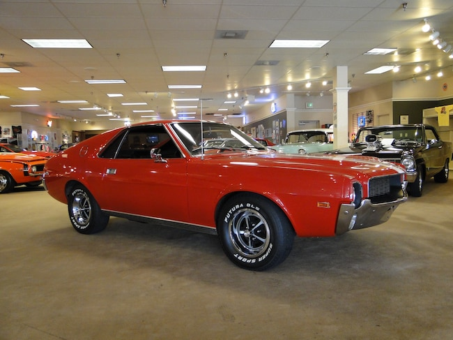 1968 AMC AMX Sold to MD Coupe Glen Burnie MD