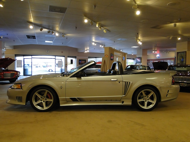 new 2000 ford mustang saleen sold to maryland glen burnie md baltimore. Black Bedroom Furniture Sets. Home Design Ideas