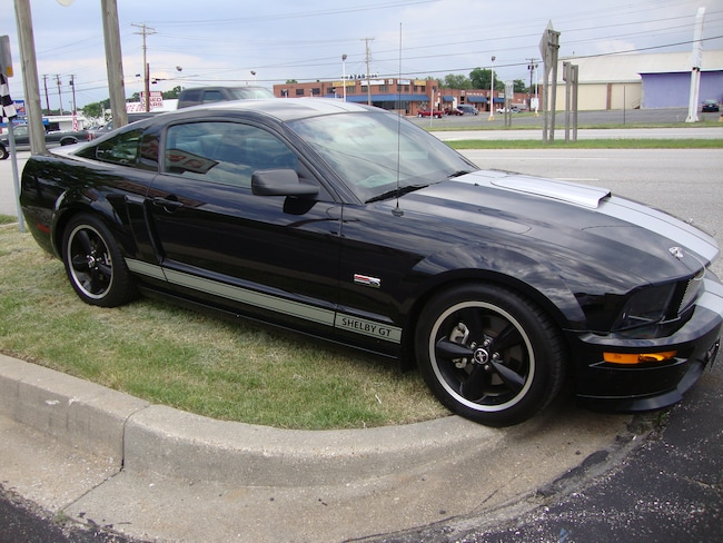 new 2007 ford mustang shelby gt sold to va glen burnie md baltimore. Black Bedroom Furniture Sets. Home Design Ideas