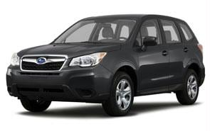 2014 Subaru Forester Color Dark Grey Metallic