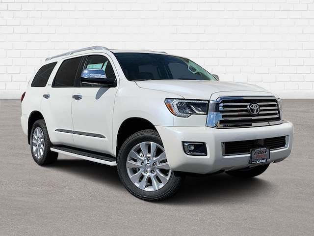 2019 Toyota Sequoia: News, Specs, Price >> New 2019 Toyota Sequoia For Sale At Cabe Toyota Long
