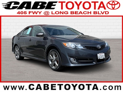 2012 Toyota Camry For Sale >> Used 2012 Toyota Camry For Sale Long Beach Ca